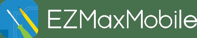 EZMaxMobile Logo White